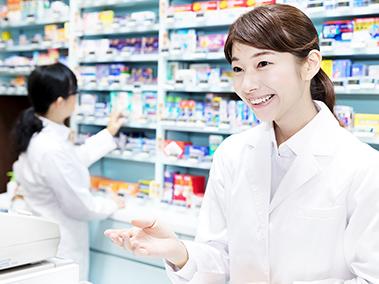 調剤薬局棚卸代行サービスイメージ画像